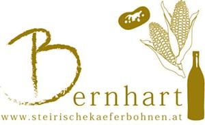 Wolfgang Bernhart – Steirische Käferbohnen Logo